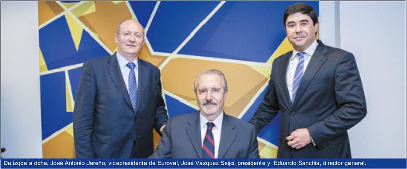Direcccion general de Euroval