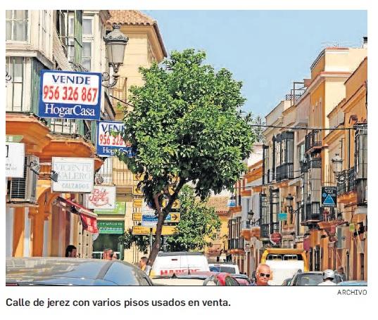 Año inmobiliario en Andalucía. Pisos usados en venta